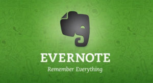 evernote crm notes